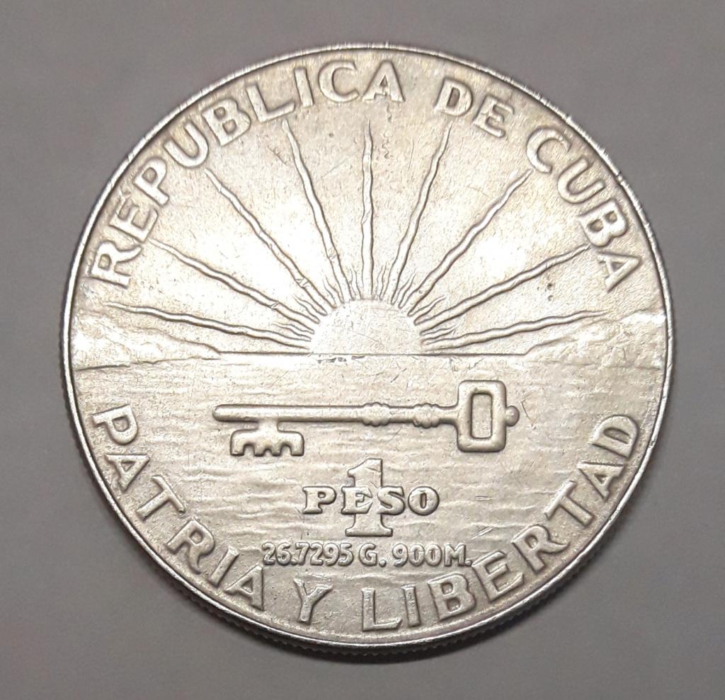 Cuba 1 Peso 1953 1953_111