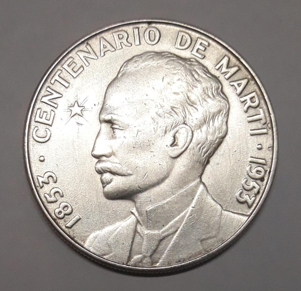 Cuba 1 Peso 1953 1953_112