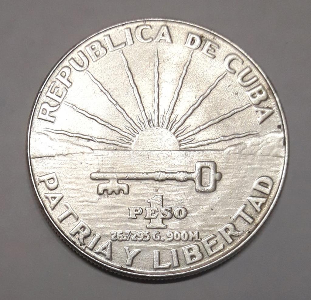 Cuba 1 Peso 1953 1953_113