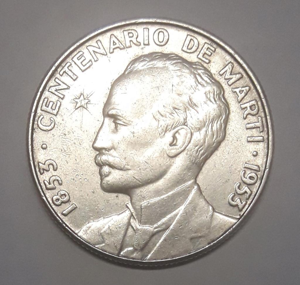 Cuba 50 Centavos 1953 1953_510