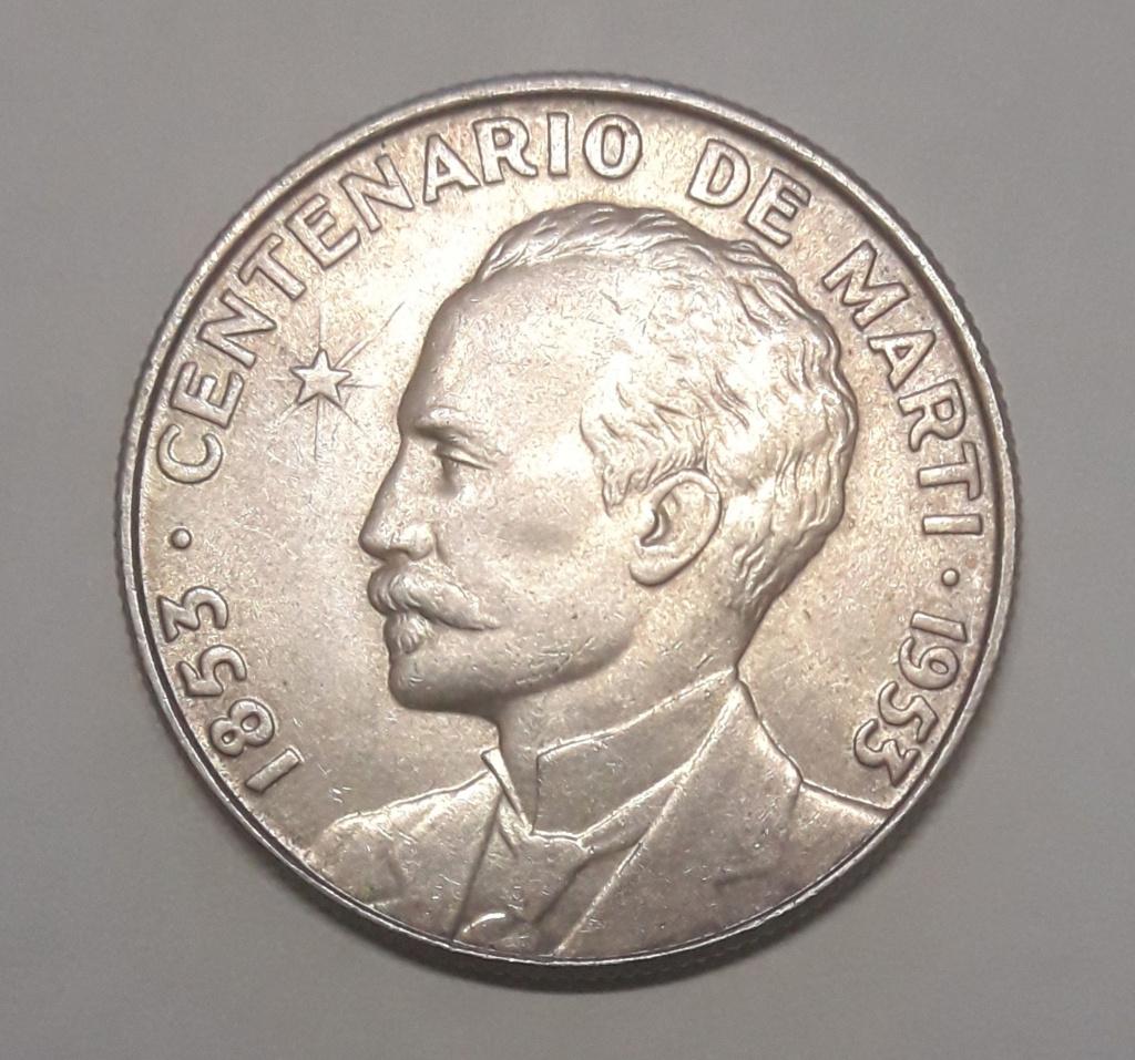 Cuba 50 Centavos 1953 1953_512