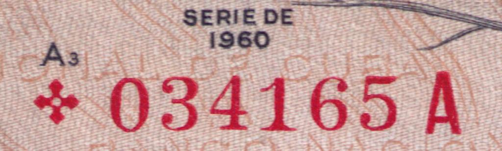 Cuba 10 Pesos 1960 Remplazo 1960_111