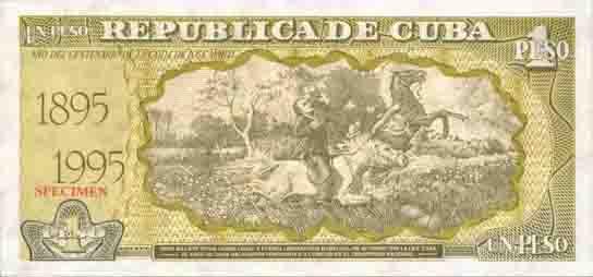 Cuba 1 Peso 1953 Conmemorativo. Dedicatoria JRBCN 1_peso11
