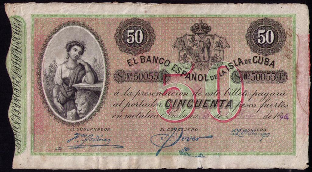 Billetes GRANDES y BONITOS Cuba_130
