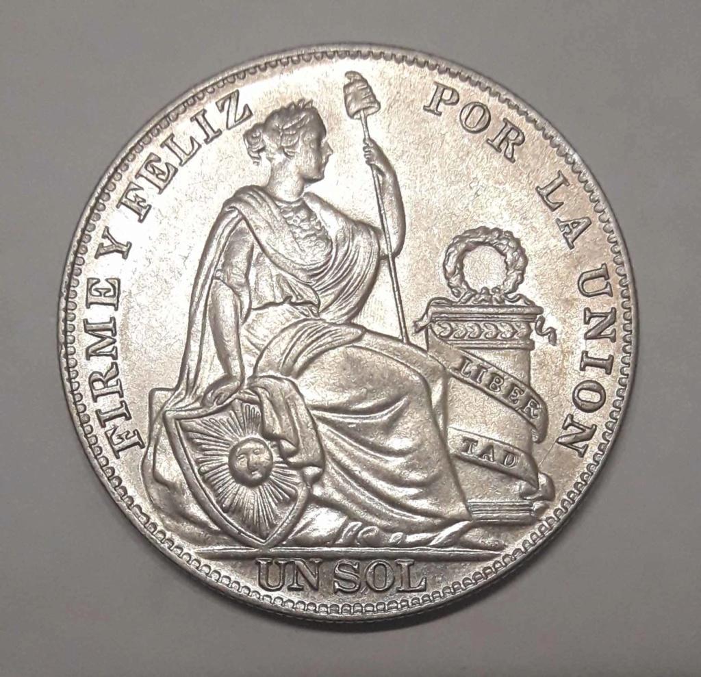 Peru 1 Sol 1934 Peru_110