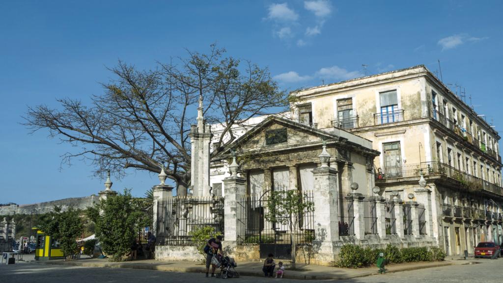 Cuba 500 Pesos 500 Aniversario de la ciudad de La Habana Temple10