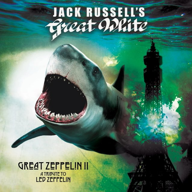 Jack Russell's Great White: 'Once Bitten Acoustic Bytes' (2020) Jackru10