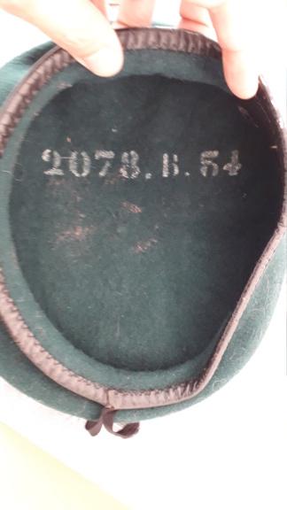 Insigne Commandos Marine numéroté 16216010