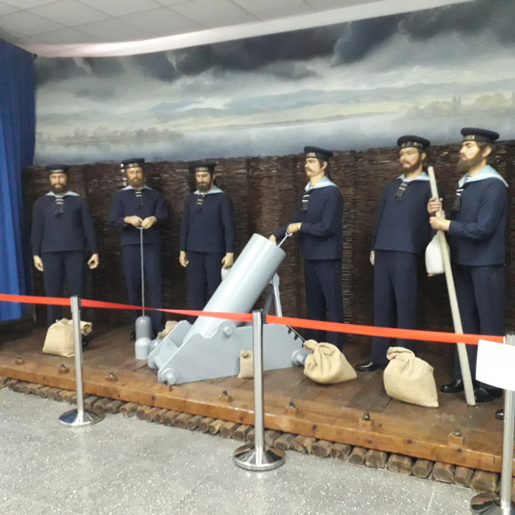 Musée naval Constanta Roumanie  20200657