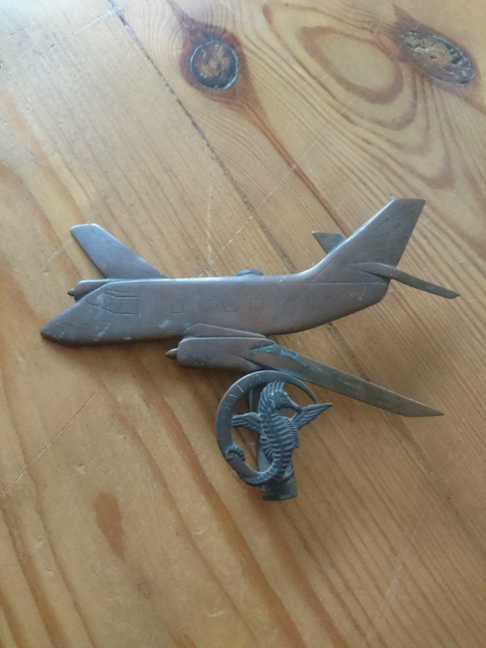 Petit souvenir fanion base aérienne années  50 Img-2010