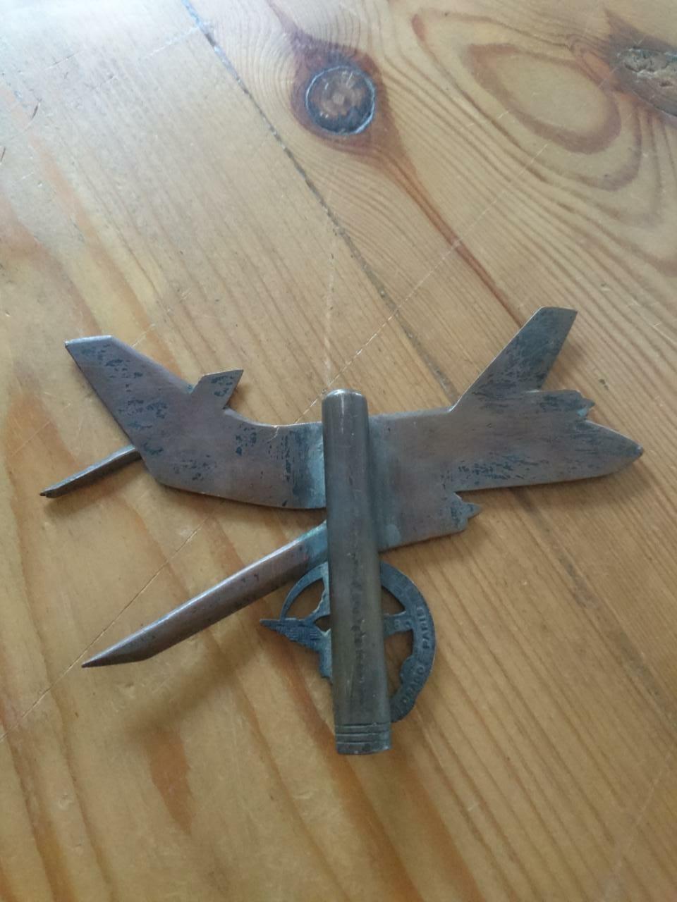 Petit souvenir fanion base aérienne années  50 Img-2011
