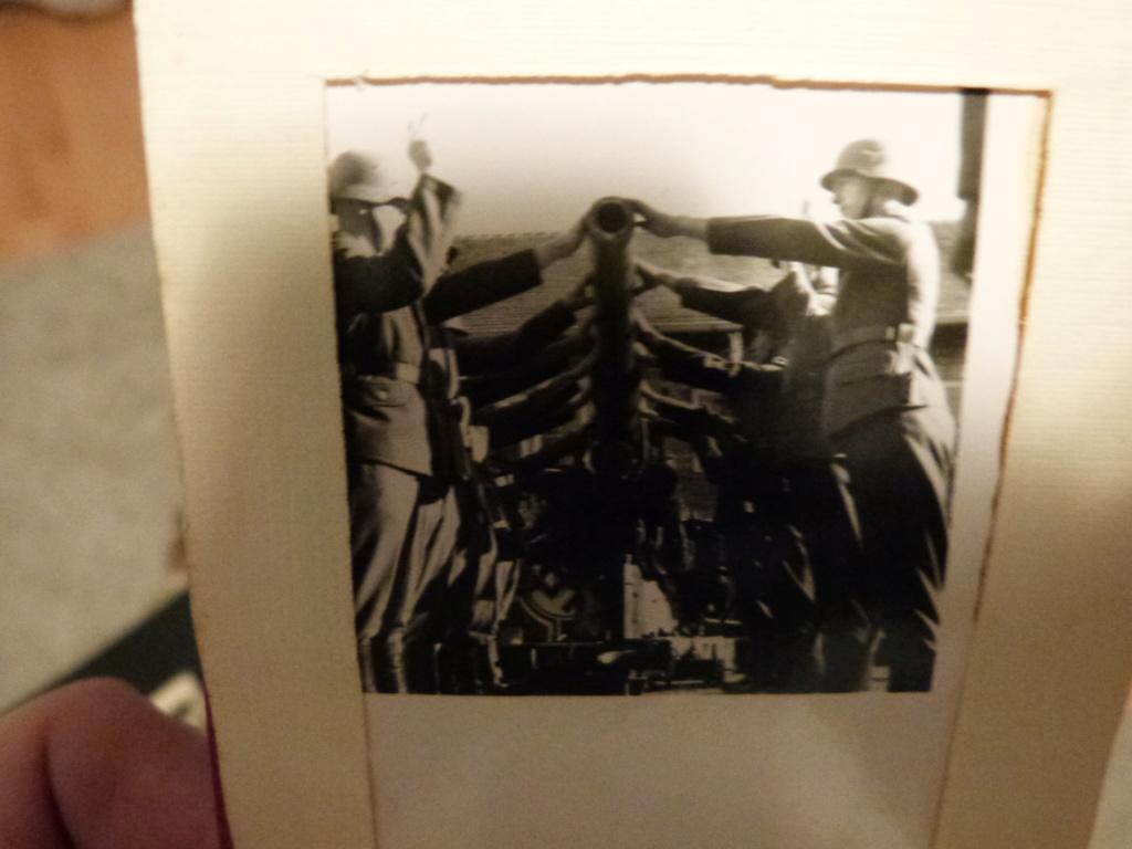 Petit Album Luft, litho, veste US Desert storm Special Forces P1070010