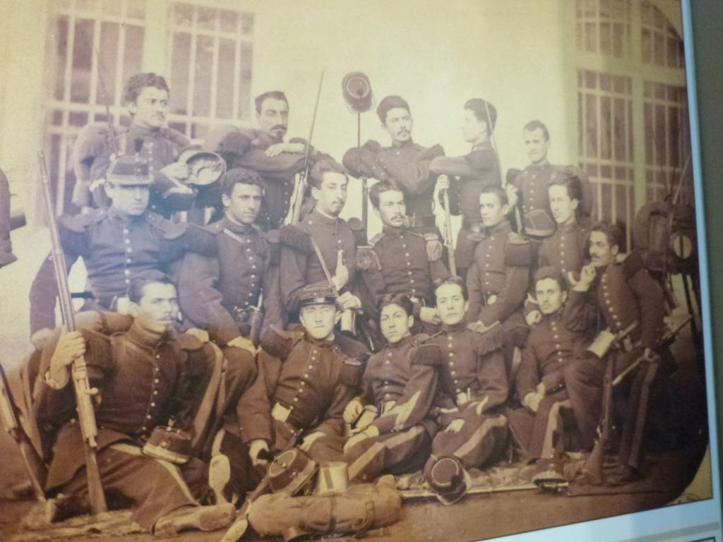 Visite virtuelle musée militaire de Bucarest P1070027