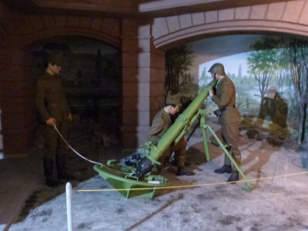 Visite virtuelle musée militaire de Bucarest P1070111