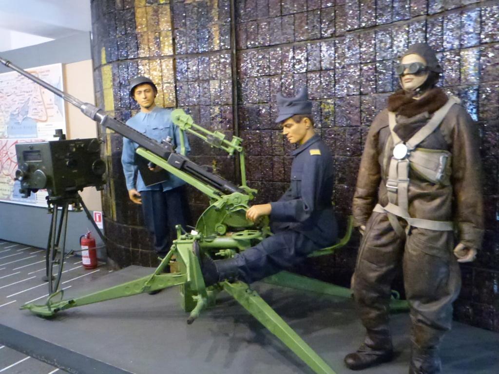 Visite virtuelle musée militaire de Bucarest P1070112