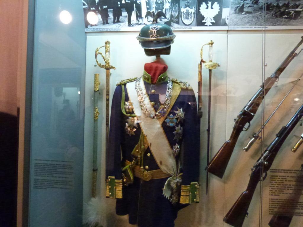 Visite virtuelle musée militaire de Bucarest P1070119