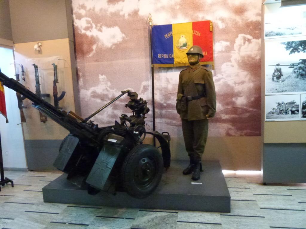 Visite virtuelle musée militaire de Bucarest P1070210