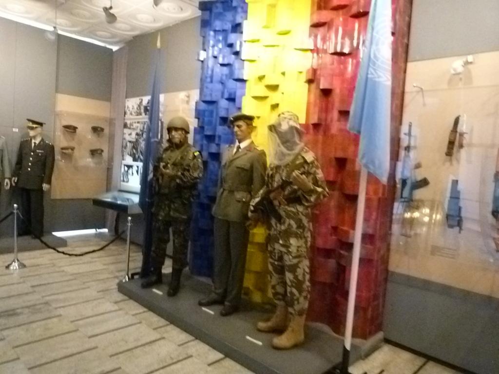 Visite virtuelle musée militaire de Bucarest P1070211