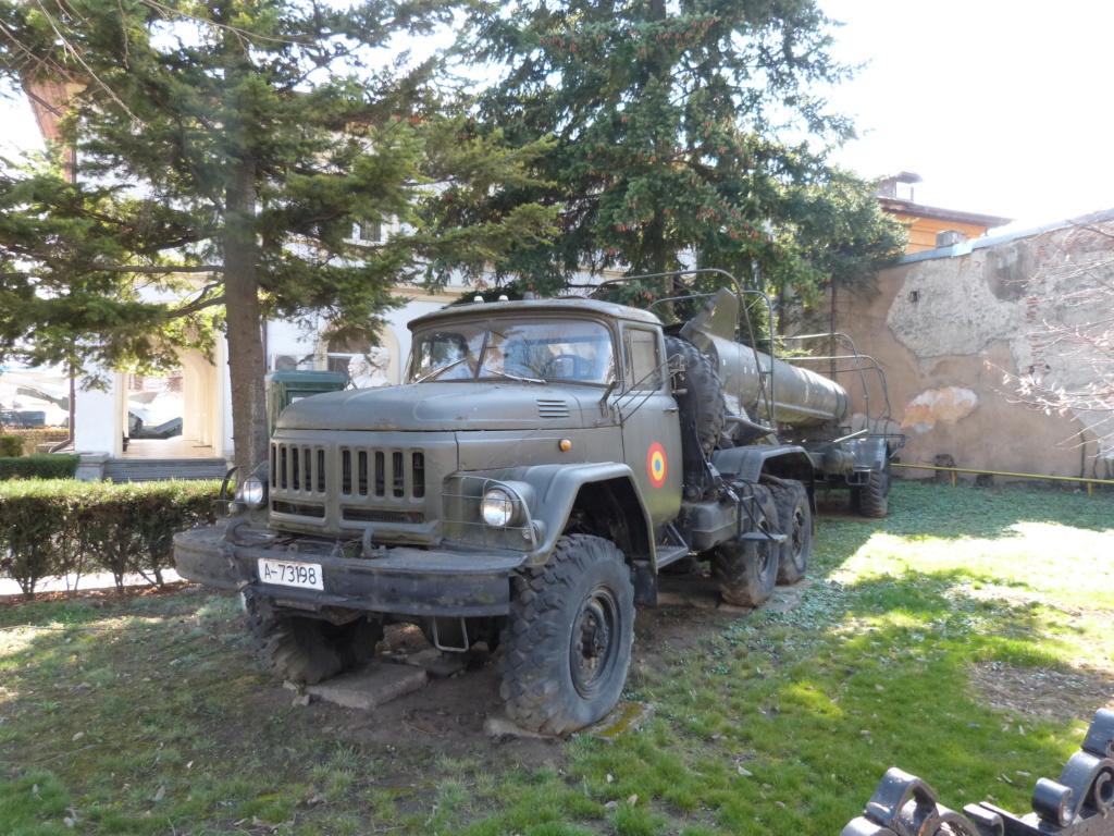Visite virtuelle musée militaire de Bucarest P1070214