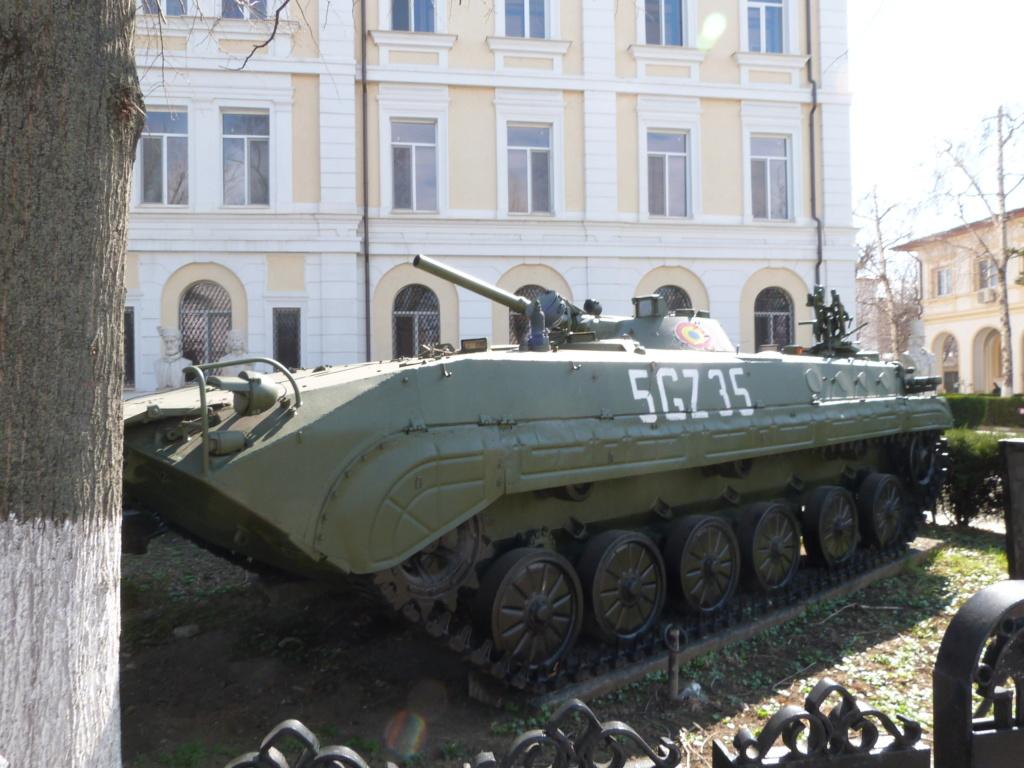 Visite virtuelle musée militaire de Bucarest P1070215