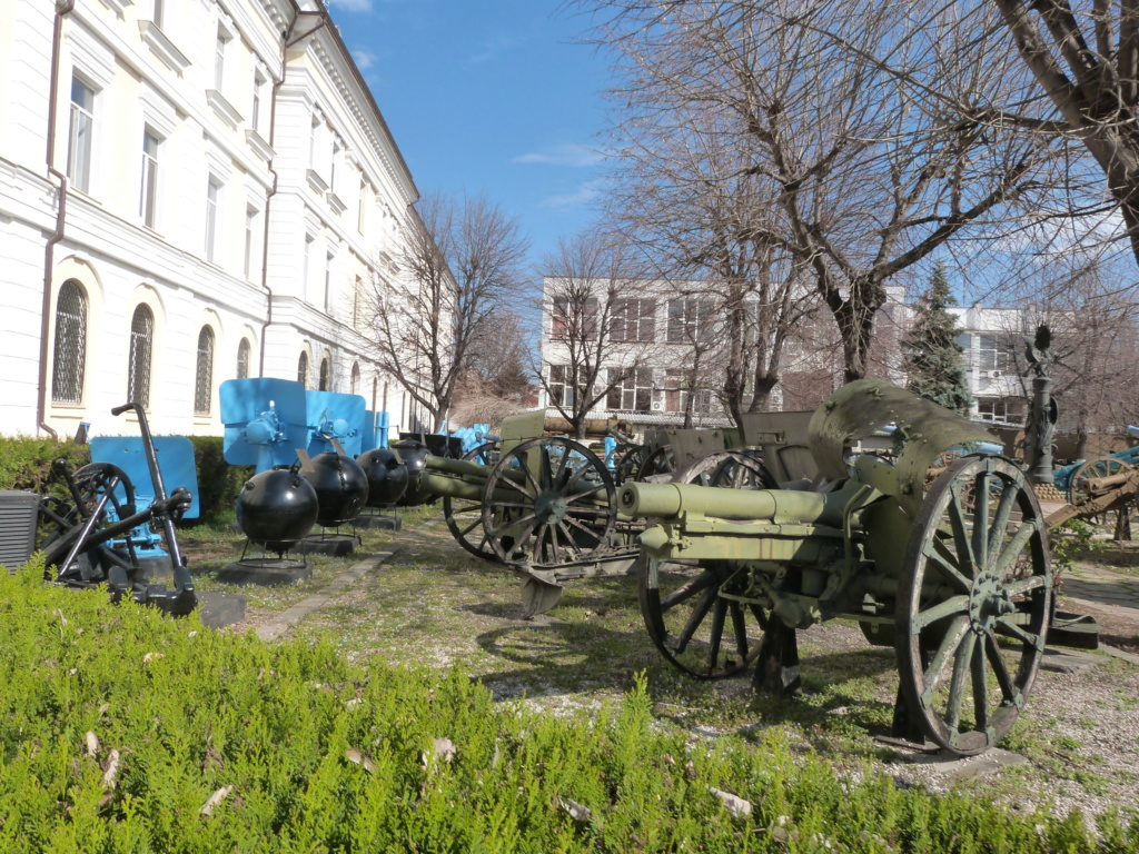 Visite virtuelle musée militaire de Bucarest P1070216