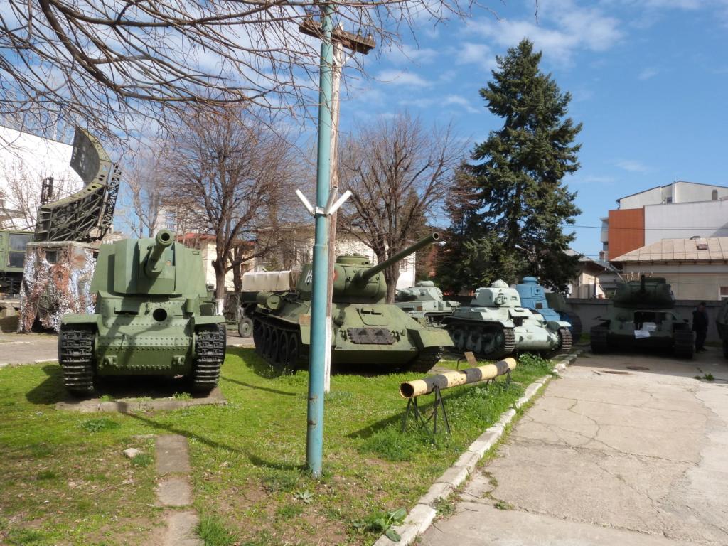 Visite virtuelle musée militaire de Bucarest P1070217