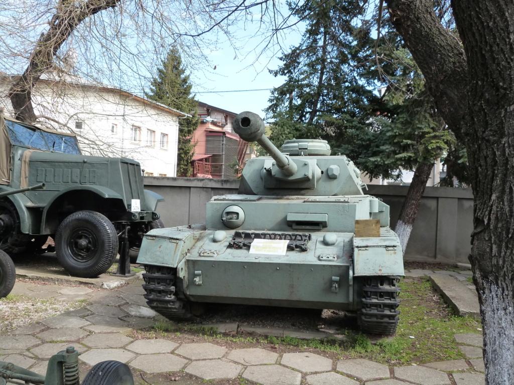 Visite virtuelle musée militaire de Bucarest P1070218