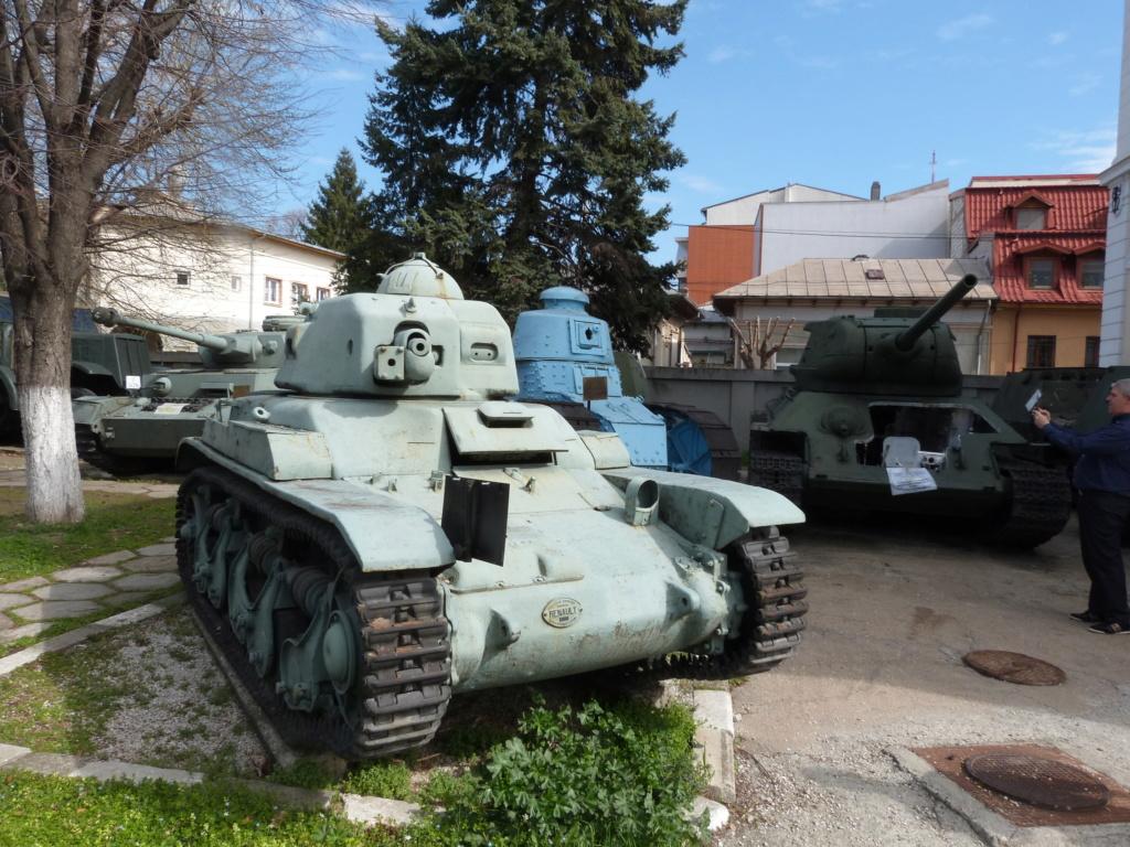 Visite virtuelle musée militaire de Bucarest P1070219