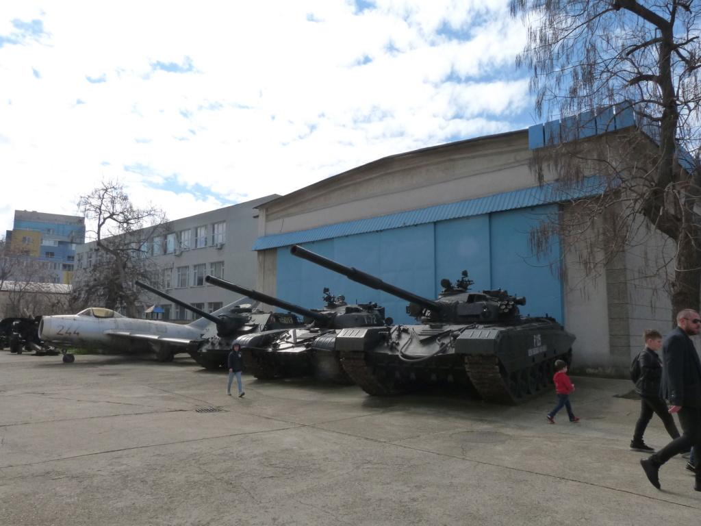 Visite virtuelle musée militaire de Bucarest P1070220