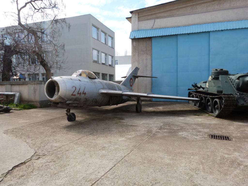 Visite virtuelle musée militaire de Bucarest P1070221