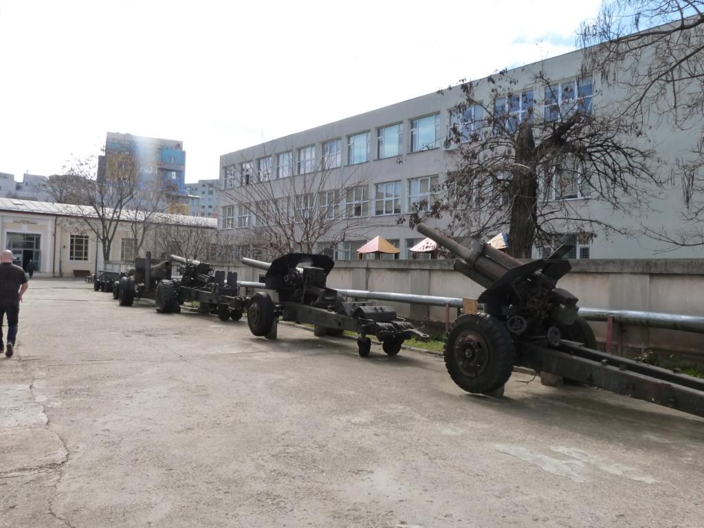 Visite virtuelle musée militaire de Bucarest P1070222