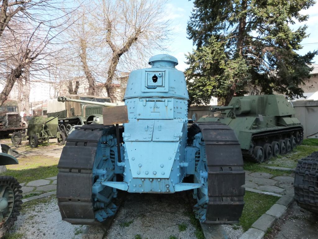 Visite virtuelle musée militaire de Bucarest P1070223