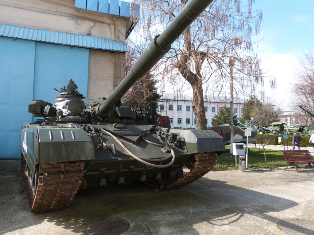 Visite virtuelle musée militaire de Bucarest P1070224