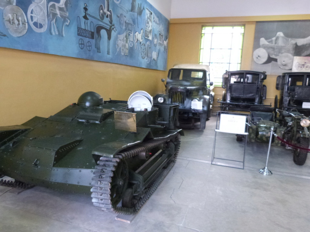 Visite virtuelle musée militaire de Bucarest P1070226