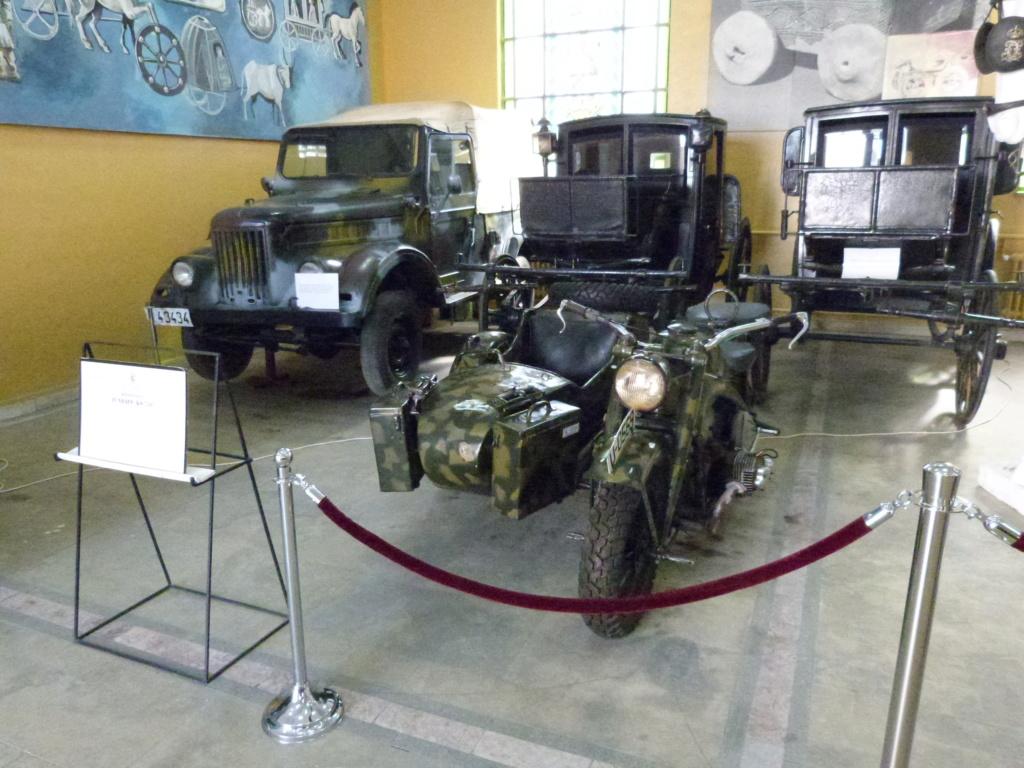 Visite virtuelle musée militaire de Bucarest P1070227