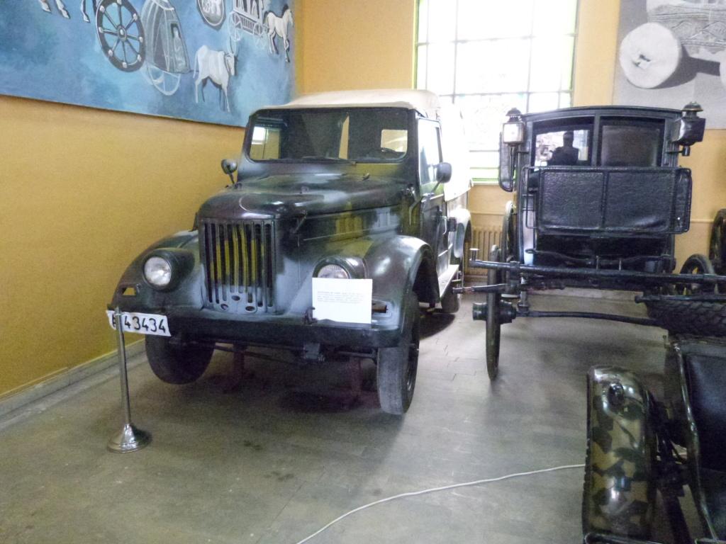 Visite virtuelle musée militaire de Bucarest P1070228