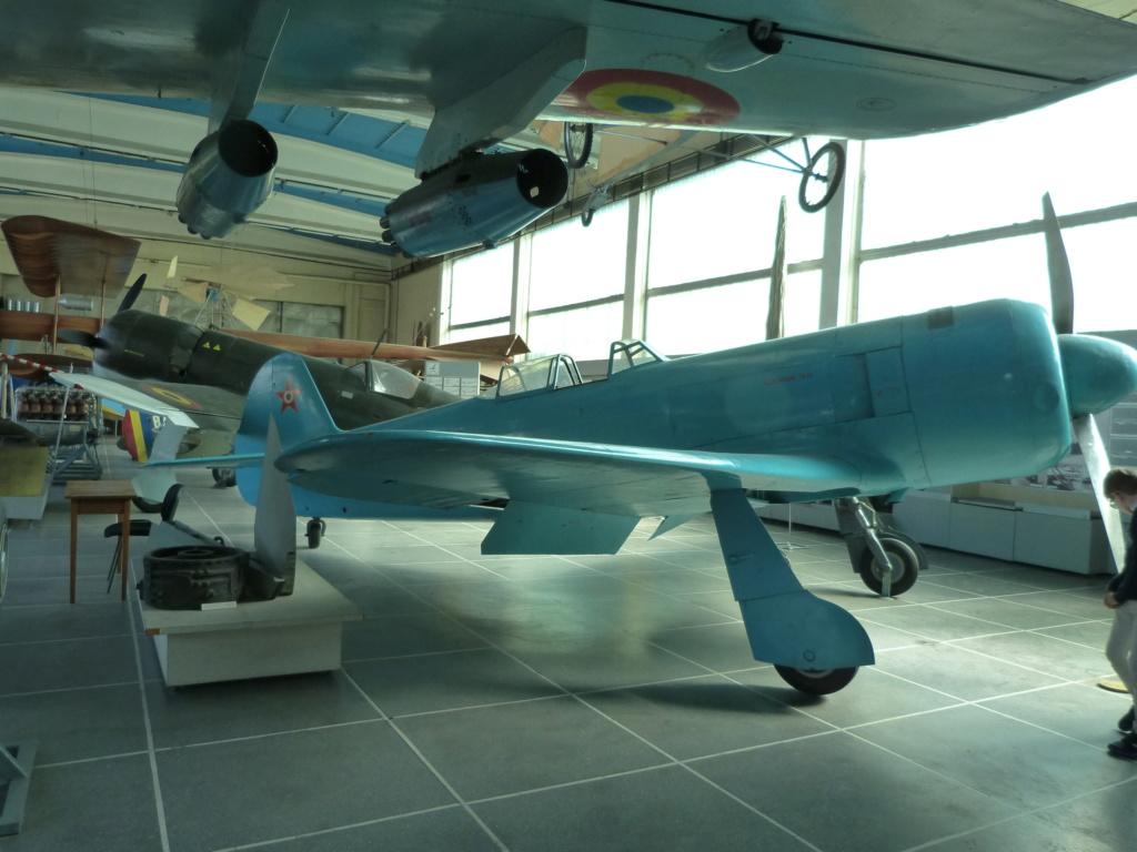 Visite virtuelle musée militaire de Bucarest P1070237