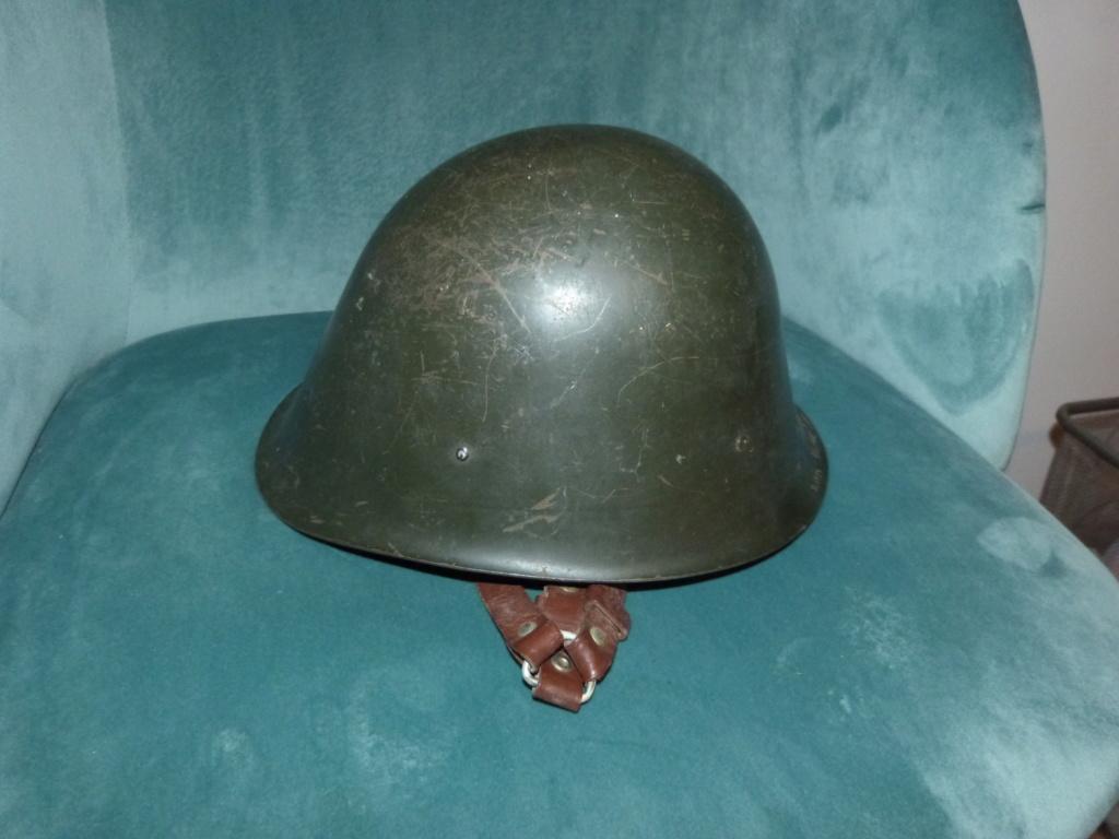 Un casque local de chez moi - Bucarest P1070310