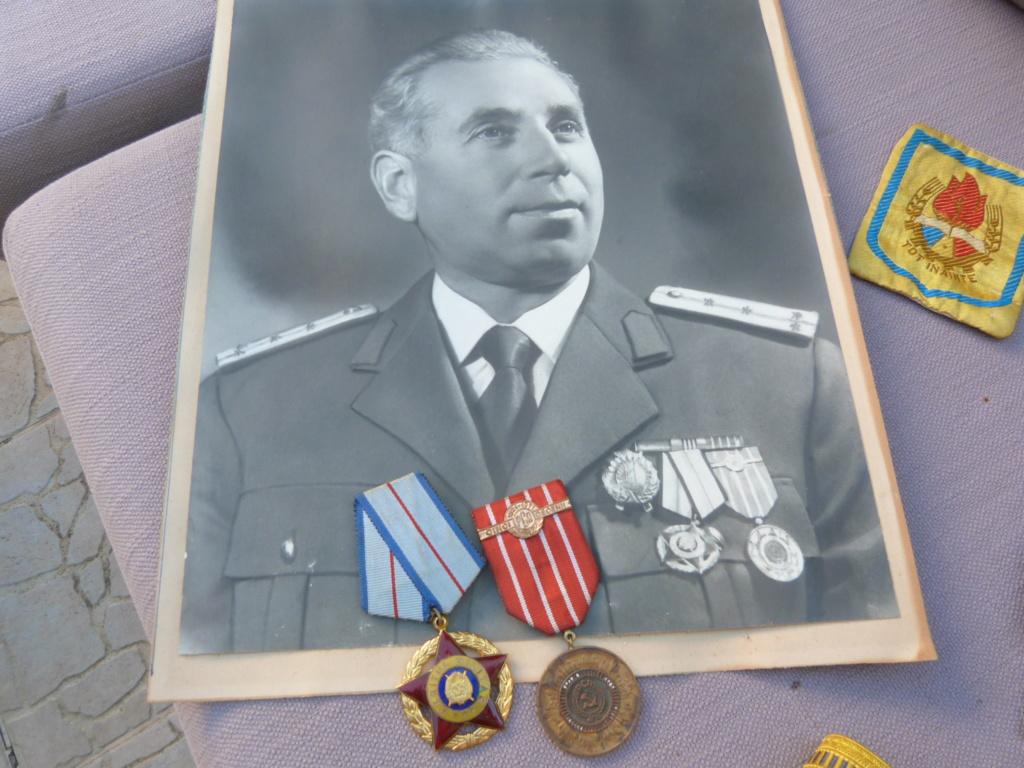 Chine a Bucarest : croix guerre roumaine, belle photo, marine, CP à identifier P1070523