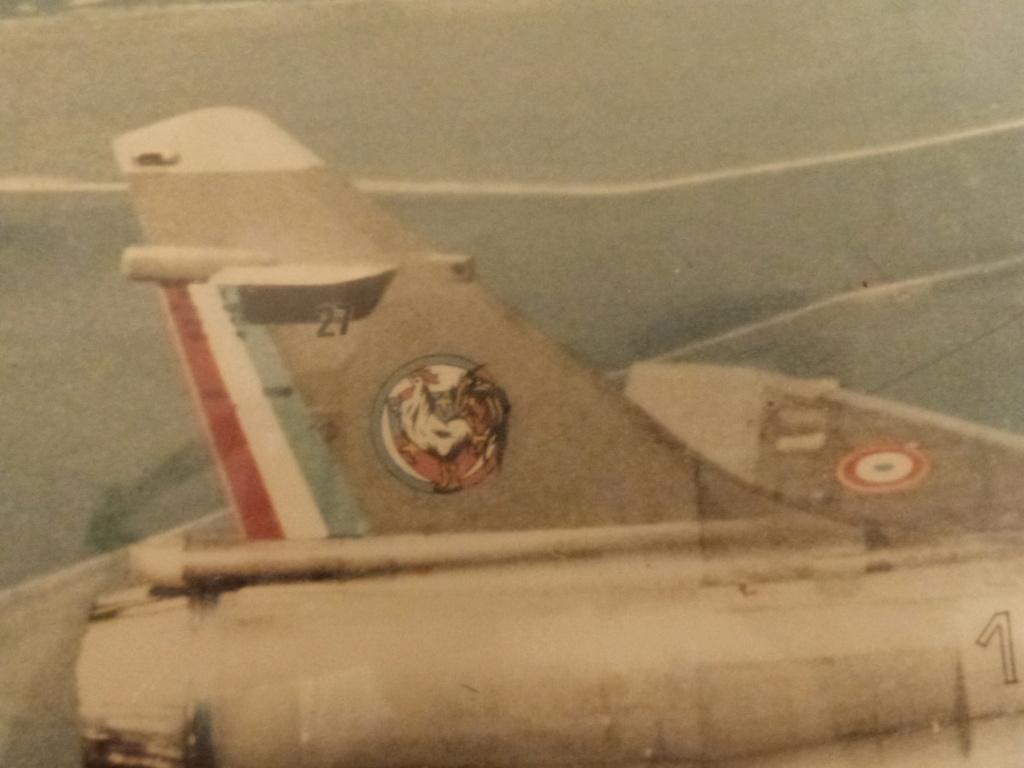Belle photo encadrée mirage Aviaplan P1080311