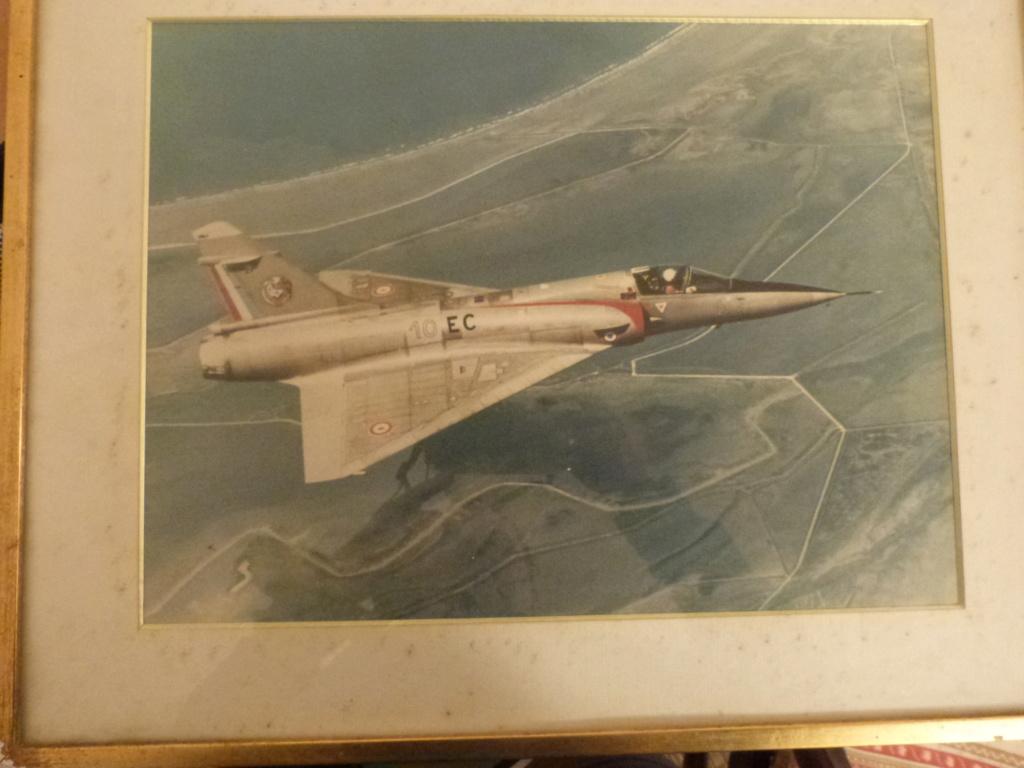 Belle photo encadrée mirage Aviaplan P1080312