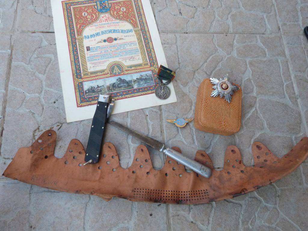 1 ere chine de l'année à Bucarest : allemand, couteau para, et divers P1080315