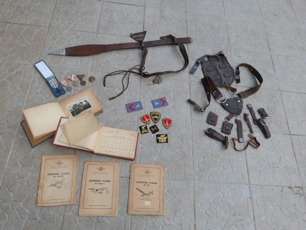 Divers aviation, fond tiroir Alld WW2, médailles P1080416