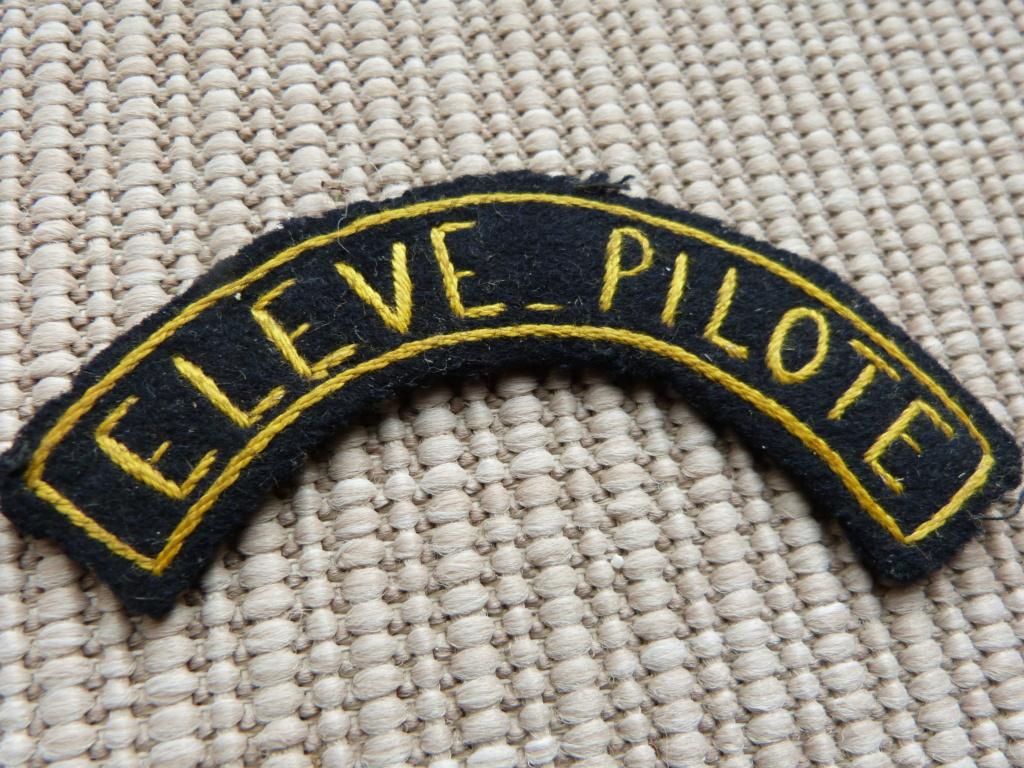 ancienne banane Eleve pilote P1090313