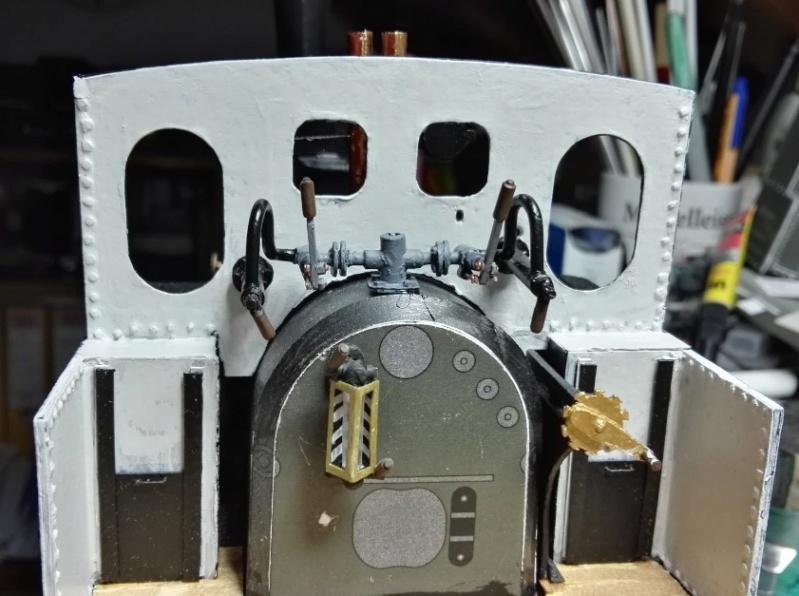 Kartonbauerstlingswerk T-3 von Modelik  1:25 - Seite 3 038_t-10