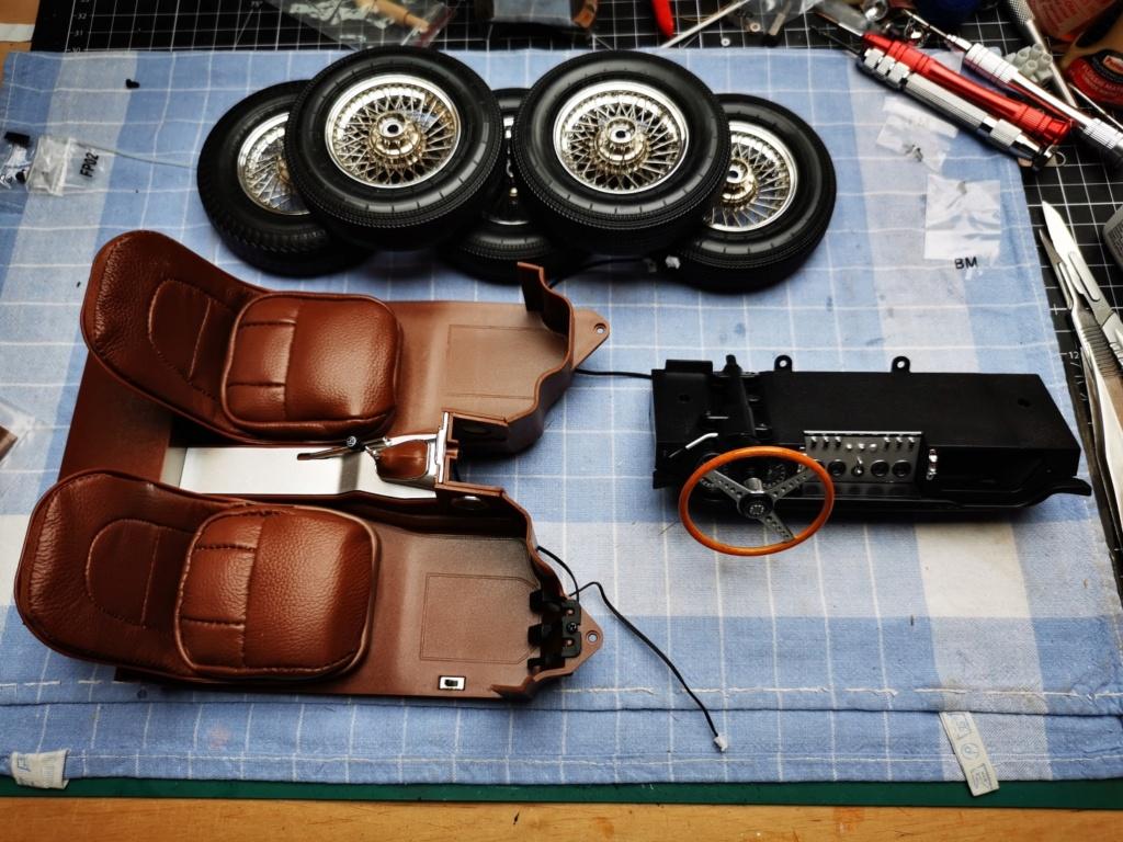 Der Jaguar E-Type von DeAgostini in 1:8 - Seite 5 Jaguar11