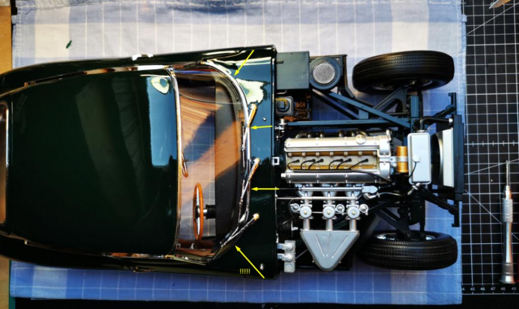 Der Jaguar E-Type von DeAgostini in 1:8 - Seite 7 Jaguar13