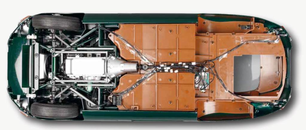 Der Jaguar E-Type von DeAgostini in 1:8 - Seite 7 Jaguar14