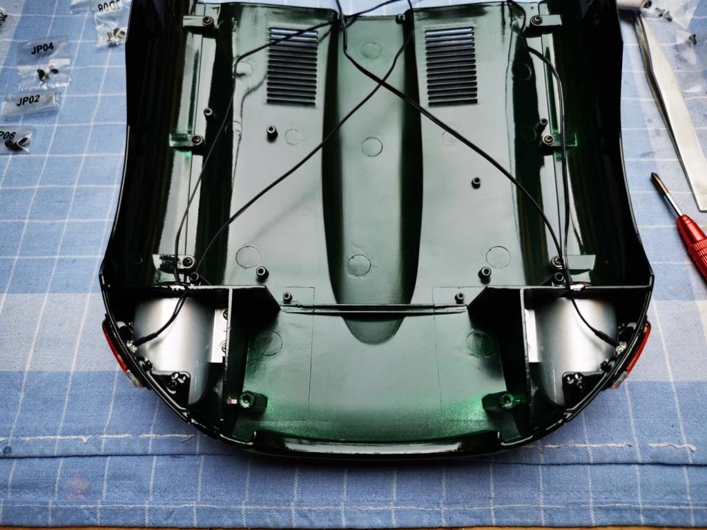 Der Jaguar E-Type von DeAgostini in 1:8 - Seite 5 Jaguar18