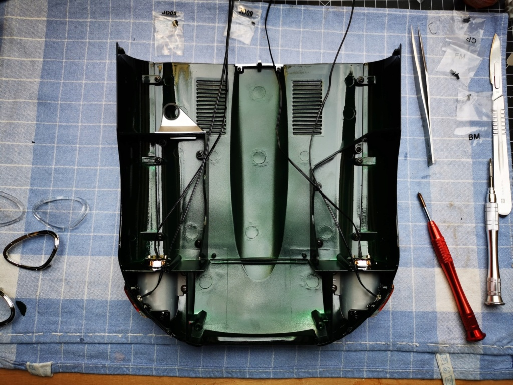 Der Jaguar E-Type von DeAgostini in 1:8 - Seite 5 Jaguar21